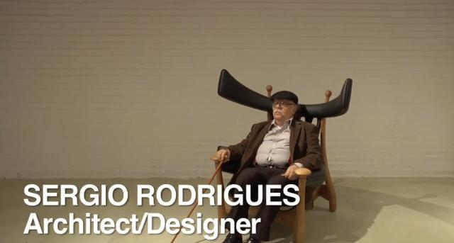 Sergio Rodrigues –Designprofil