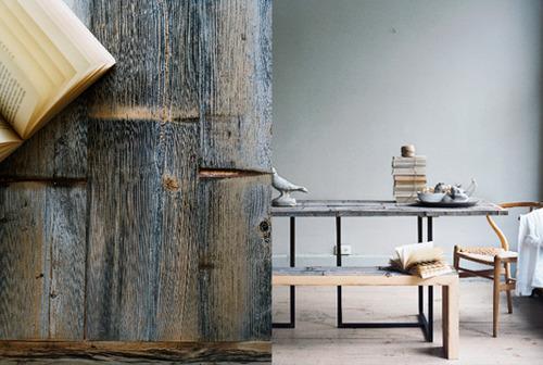 Obehandlat trä u2013 på arbetsplatsen och i köket Fantastic Franks blog