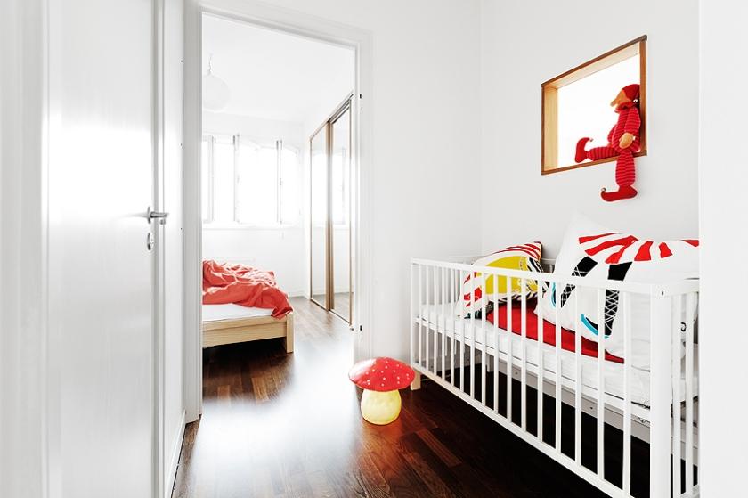 barnkammare fredhäll stockholm mäklare