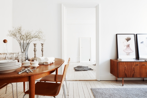 Lots Of Light And Course A Superbe Nordic Cabinet Where To Store Any Sort Things The Result Is This Perfect Timeless Living Room In Sweden