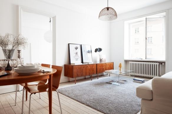 Inspired A Timeless Living Room