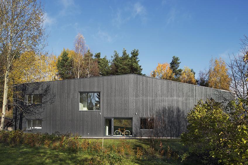 Skandinavisk arkitektur ivärldsklass