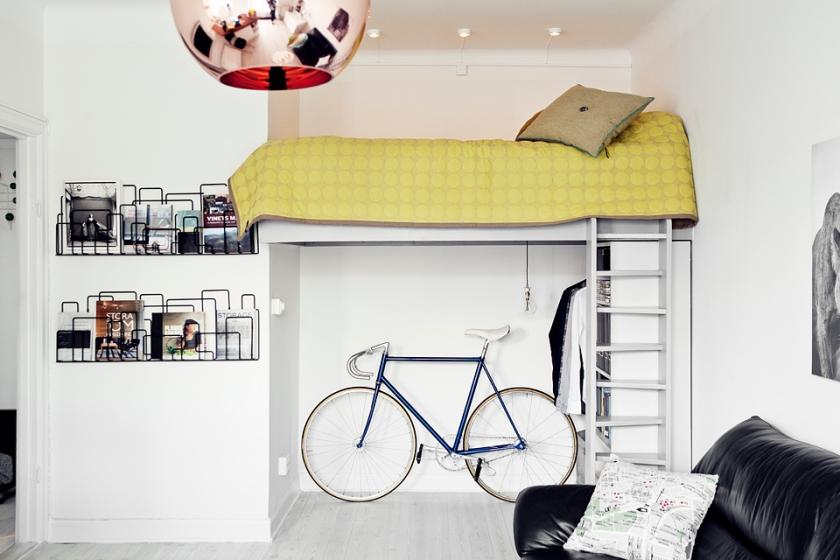 säng cykel fantastic frank södermalm