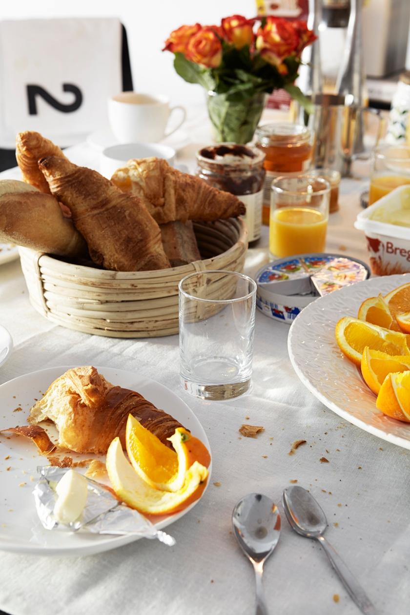Frukost fantastic frank