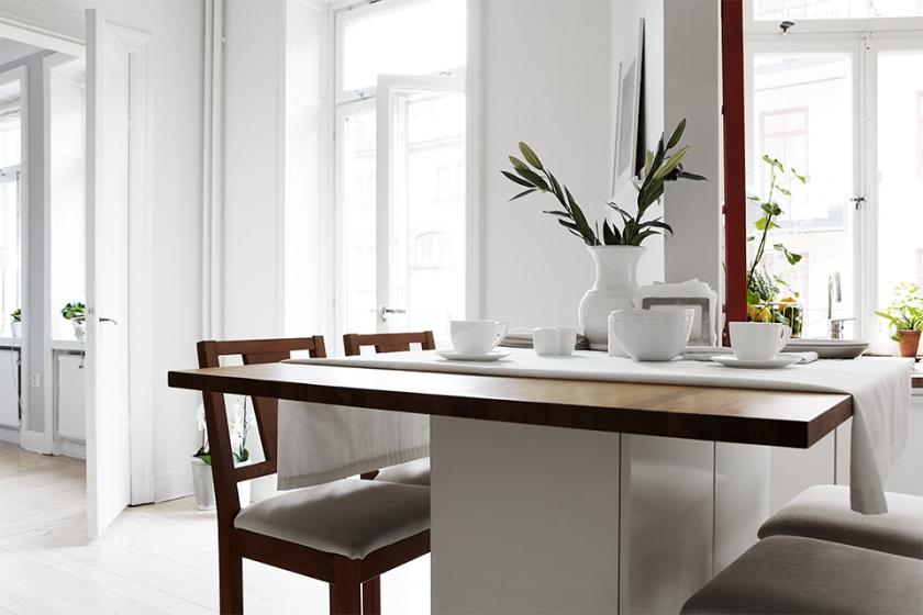 Matbord Döbelnsgatan Fantastic Frank Fastighetsmäkleri