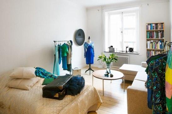 Bloggerskans lägenhet
