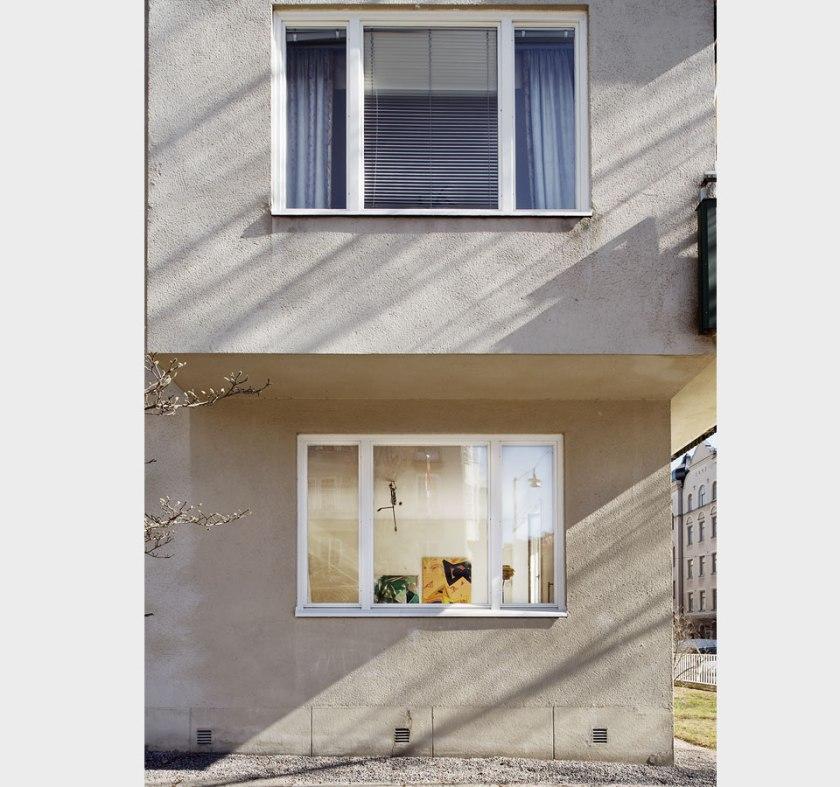 Arkitektur Villagatan Fantastic Frank