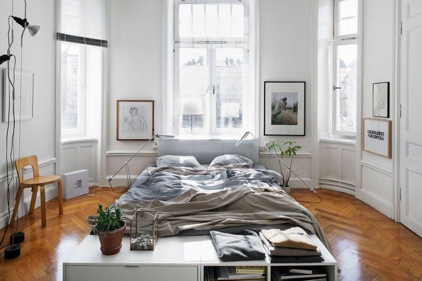 Bedroom Vasastan Fantastic Frank