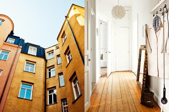 Hallway Stockholm Fantastic Frank