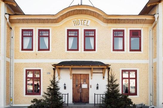 Hotel Malmköping Fantastic Frank