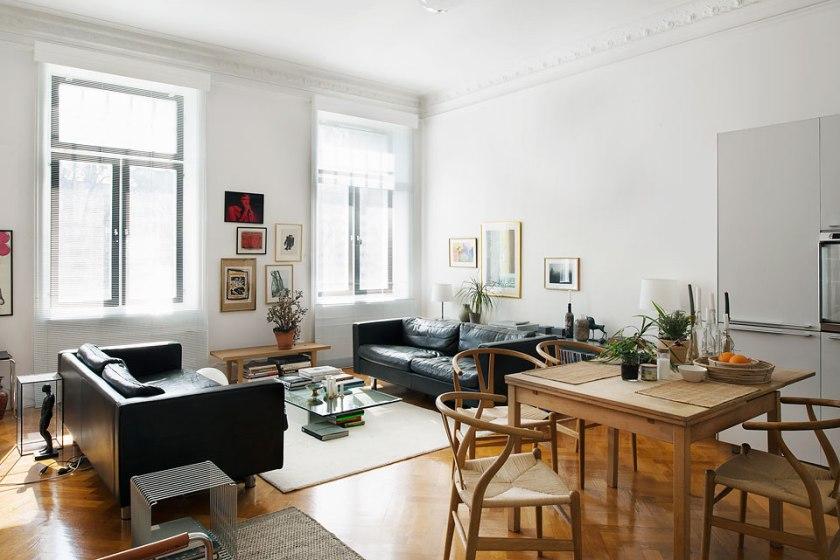 Living Room Vasastan Fantastic Frank