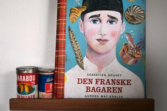 Franska Bagaren Fantastic Frank
