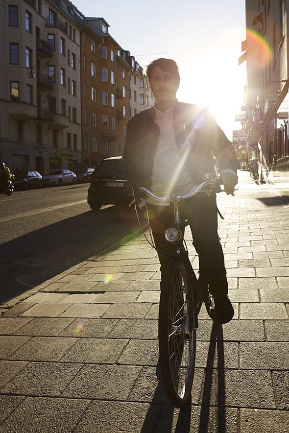 feigin cyklar sveavägen Richard Feigin Themocracy Fantastic Frank