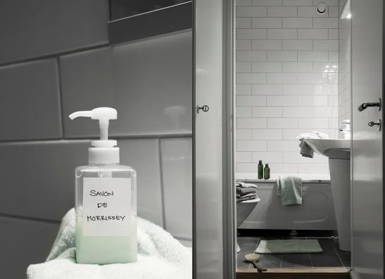 Bath room fantastic Frank Dannemoragatan