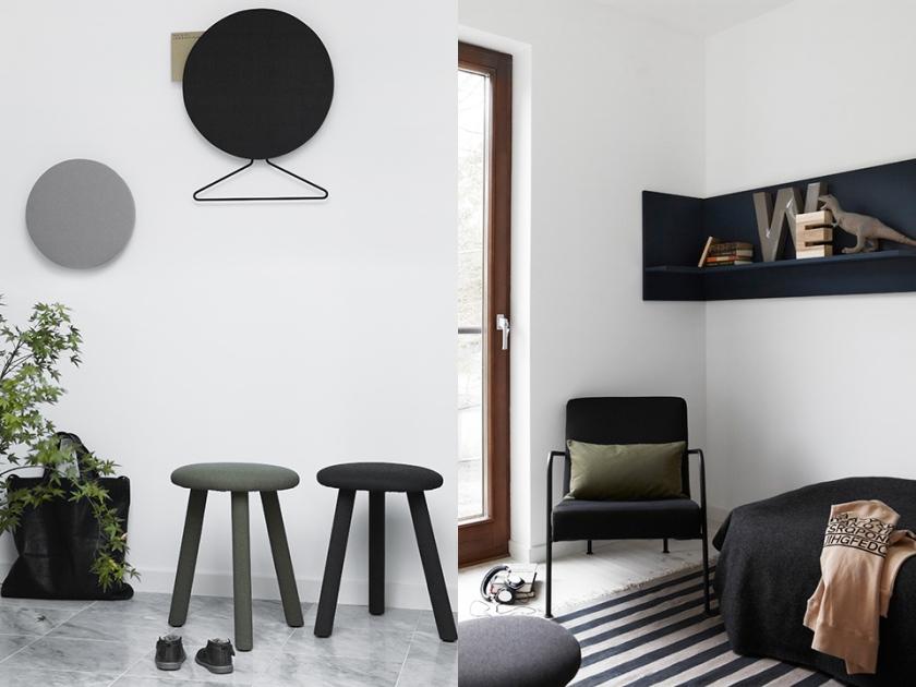 Dot pallar-Vägghängare multifunktionell - fåtölj PS IKEA - kommande kollektion av Eva Lilja Löwenhielm