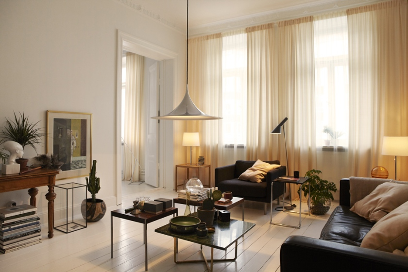 Living Room Döbelnsgatan Fantastic Frank