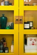 Fantastic Frank gult skåp
