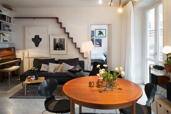 Fantastic Frank vardagsrum