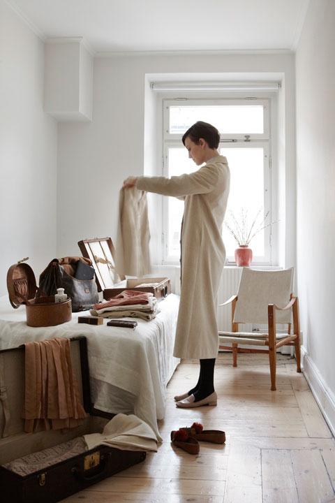 MES DAMES i sovrummet Birger Jarlsgatan Fantastic Frank Fastighetsmäkleri