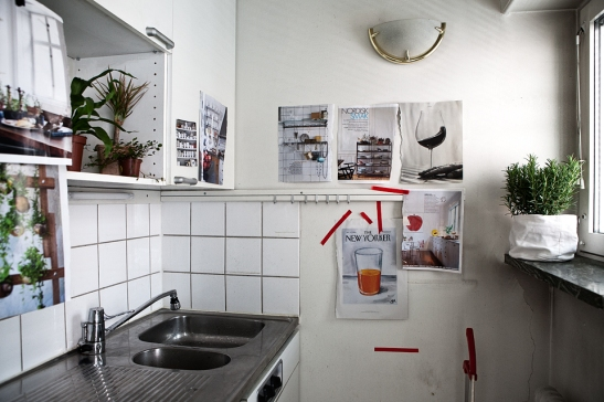 Renovera kök Kungsholmen