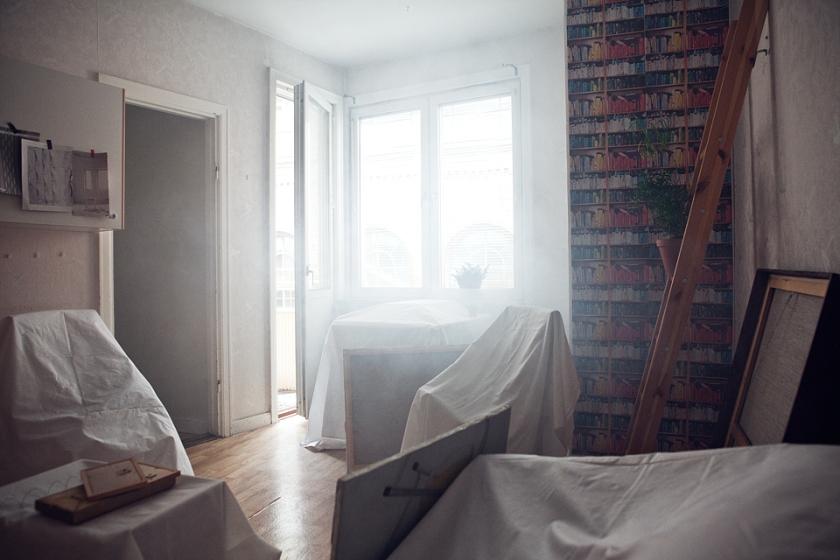 Renovera vardagsrum Kungsholmen