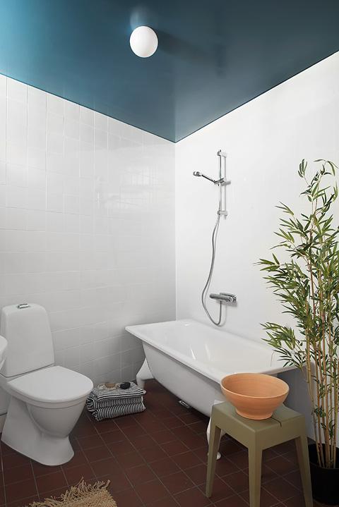 arkitektur skandinavisk badrum