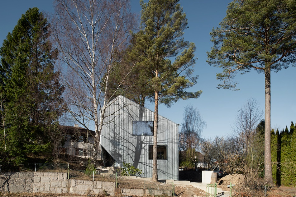 arkitektur skandinavisk