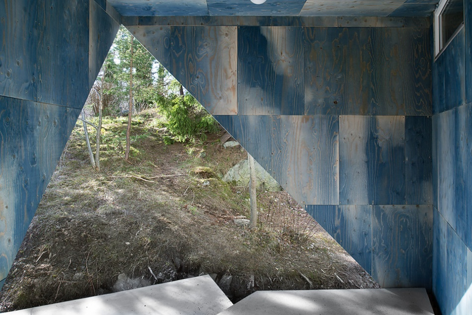 entré arkitektur skandinavisk