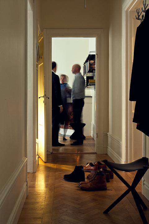 Mäklare i hallen - Sofie Sarenbrant Visning pågår Stockholm