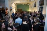 Mingel vimmel - Sofie Sarenbrant releasefest hos Fantastic Frank