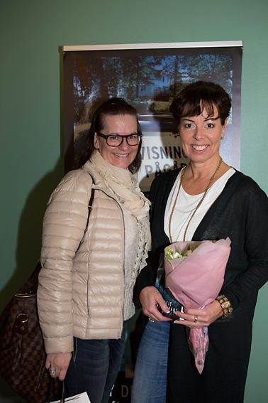 Monas universum Lundgren med Christina Stielli - Sofie Sarenbrant releasefest hos Fantastic Frank