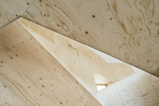 plywood arkitektur skandinavisk