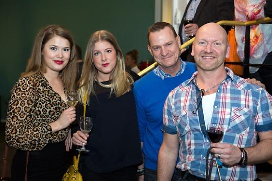 Rickard Hampe Hus & Hem - Sofie Sarenbrant releasefest hos Fantastic Frank kopia