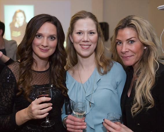 Vänner - Sofie Sarenbrant releasefest hos Fantastic Frank