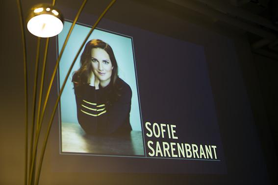 Visning Pågår - Sofie Sarenbrant releasefest hos Fantastic Frank