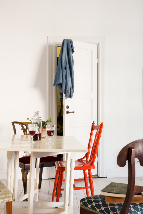 Garderob vasastan