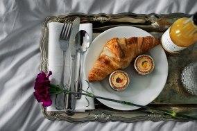 Frukost Fantastic Frank Norr Mälarstrands Blommor