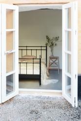 sovrum innergård