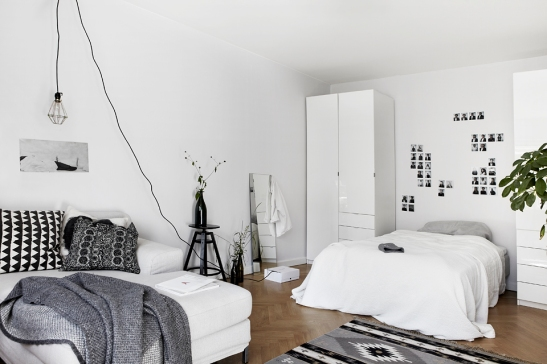 Brantingsgatan 32 sovrum