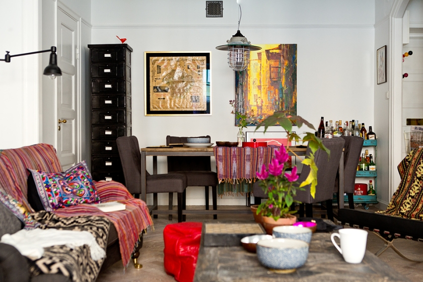 Vardasgrum orientaliska möbler