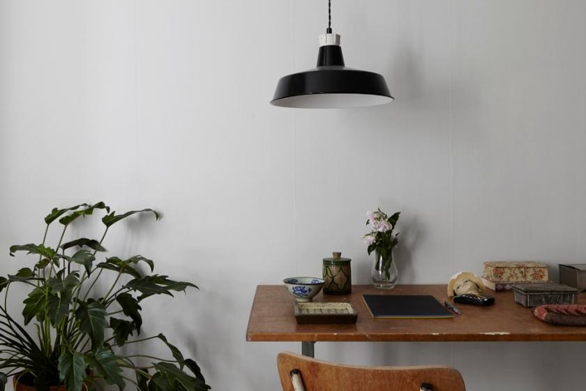 skrivbord lampa