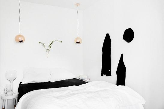 Sovrum säng