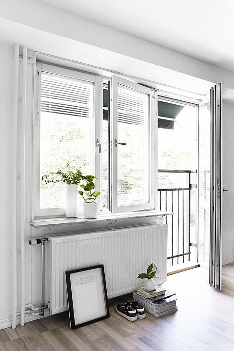 Fönster tavla