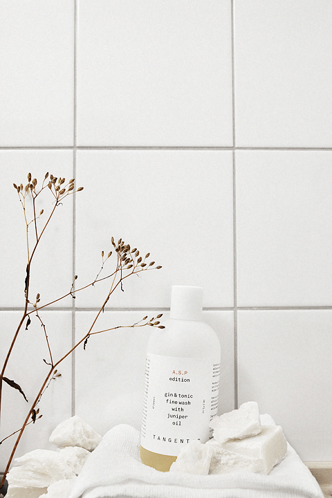 Badrum shampo