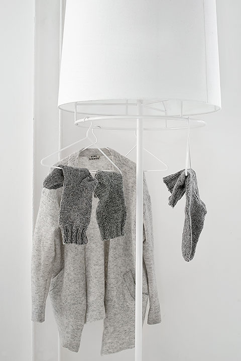 lampa kläder