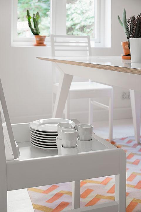 Plusfunction köksmöbler stolar bord