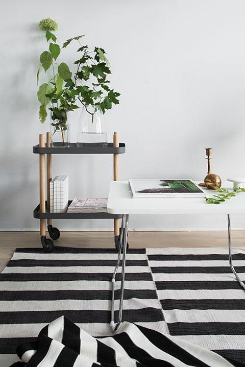 vardagsrum blomma bord