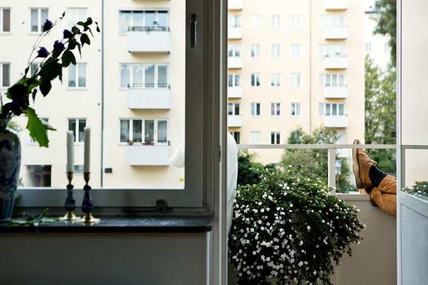 fönster balkong