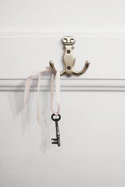 Nyckel klädhängare