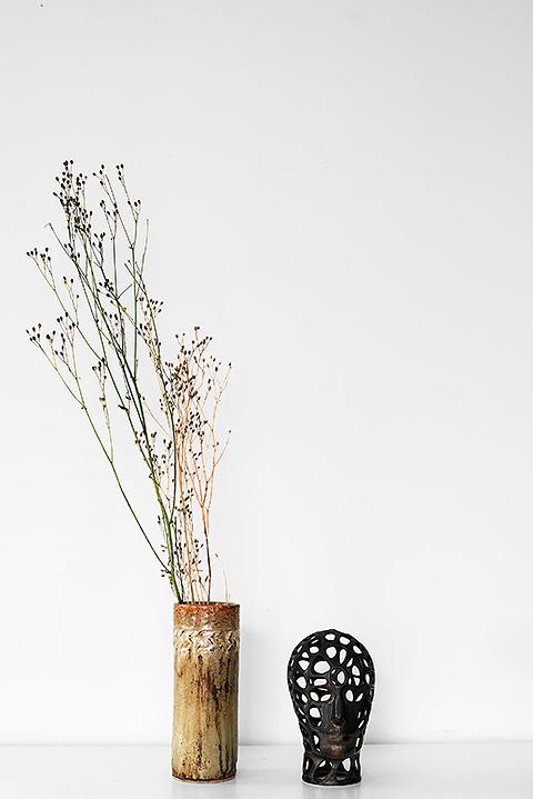 växt vas dekoration